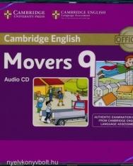 Cambridge English Movers 9 Audio CD