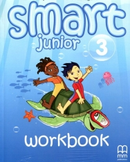 Smart Junior level 3 (A) Workbook with Audio CD