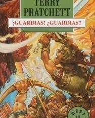 Terry Pratchett: !Guardias! !guardias!