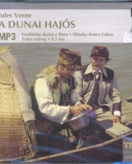 Jules Verne: A Dunai hajós - MP3 - Koncz Gábor előadásában