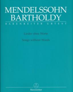 Felix Mendelssohn: Lieder ohne Worte