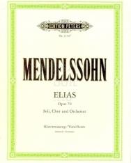 Felix Mendelssohn: Elias - zongorakivonat