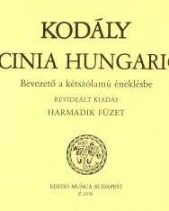 Kodály Zoltán: Bicinia Hungarica 3.