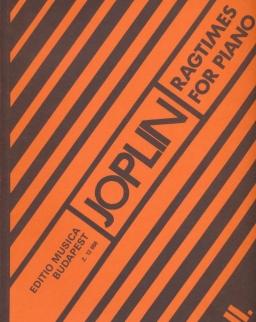 Scott Joplin: Ragtimes 2.