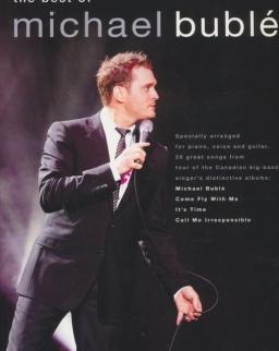 Michael Bublé: Best of (ének-zongora-gitár)