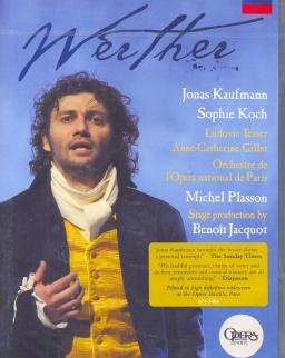 Jules Massenet: Werther - 2 DVD