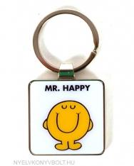 Mr. Happy Keyring