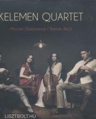 Kelemen Quartet - Mozart: Dissonance, Bartók: String Quartet 5.