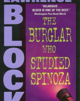 Lawrence Block:The Burglar Who Studied Spinoza