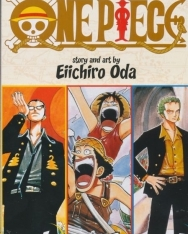 Eiichiro Oda: One Piece - Volume 4-6