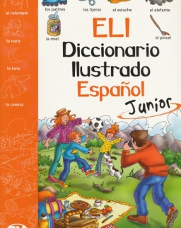 ELI Diccionario Ilustrado Espanol Junior