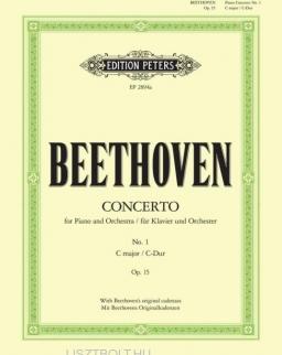 Ludwig van Beethoven: Concerto for Piano 1. (2 zongora)