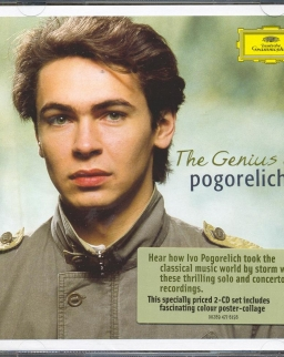 The genius of Pogorelich - 2 CD