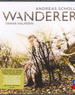 Andreas Scholl: Wanderer (Mozart, Haydn, Schubert, Brahms dalok)