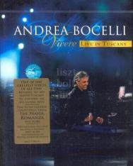 Andrea Bocelli: Vivere - Live in Tuscany DVD