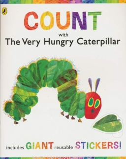 Count with the Very Hungry Caterpillar Sticker Book