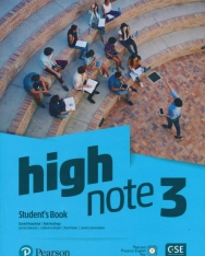 High Note 3 Student's Book with Pearson Practice English App