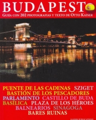 Budapest guia con 202 photografias y texto