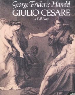 Georg Friedrich Händel: Giulio Cesare - partitúra