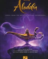 Aladdin - Songs from the Motion Picture Soundtrack (ének-zongora-gitár)