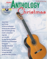 Guitar Anthology Christmas + CD