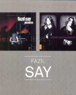 Fazil Say 2 CD + DVD box