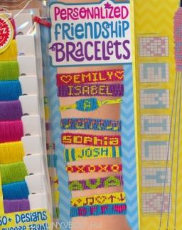 Personalized Friendship Bracelets (Klutz)