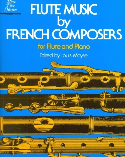 Flute Music by French Composers (fuvola+zong.)