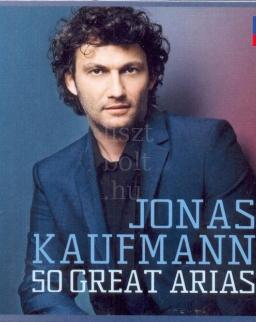 Jonas Kaufmann: 50 Great Arias - 4 CD