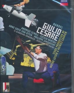 Georg Friedrich Händel: Giuilo Cesare - 2 DVD