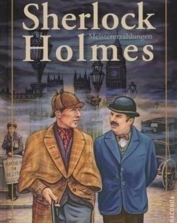 Arthur Conan Doyle: Sherlock Holmes Meistererzählungen
