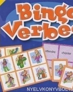Bingo Verbes - Le Francais en s'amusant (Társasjáték)