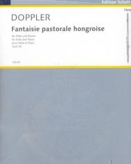 Doppler: Fantaisie pastorale hongorise (fuvolára, zongorakísérettel)