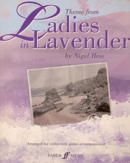 Ladies in Lavender (a film témája hegedűre, zongorakísérettel)