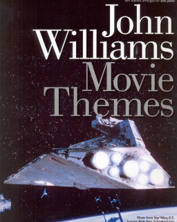 John Williams: Movie themes for piano