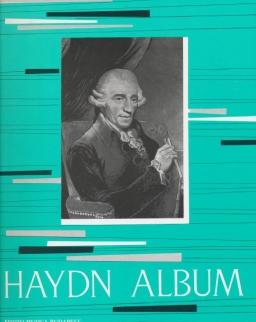 Joseph Haydn: Album zongorára