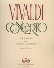 Antonio Vivaldi: Concerto for Viola (g-moll)