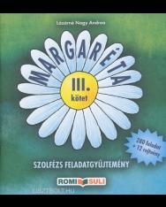 Margaréta - szolfézs feladatgyűjtemény 3.