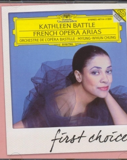 Kathleen Battle: French Opera Arias