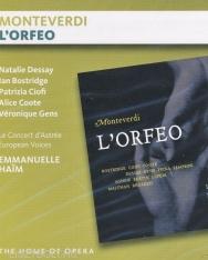 Claudio Monteverdi: L'Orfeo - 2 CD