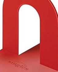 The Pop-Up Book End - Red