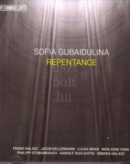 Sofia Gubaidulina: Repentance, Serenade, Piano Sonata, Sotto Voce - SACD