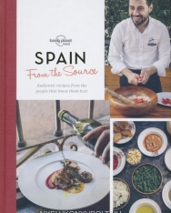 From the Source - Spain: Authentic Recipes From the People That Know Them the Best - Lonely Planet Food