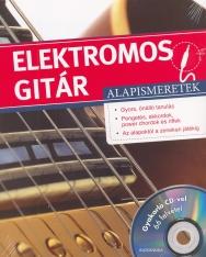 Elektromos gitár alapismeretek - gyakorló CD-vel