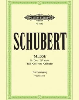 Franz Schubert: Messe Esz - dúr - zongorakivonat