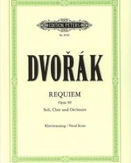 Antonin Dvorák: Requiem - zongorakivonat