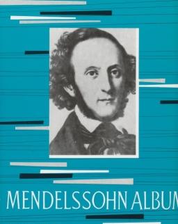 Felix Mendelssohn: Album zongorára