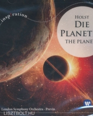 Gustav Holst: Planets; Benjamin Britten: Peter Grimes/Four Sea Interludes, Passacaglia