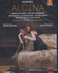 Georg Friedrich Händel: Alcina - 2 DVD
