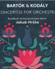 Bartók Béla / Kodály Zoltán: Concerto for Orchestra